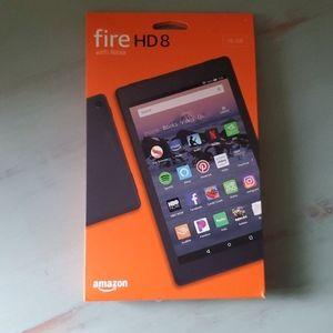 Amazon Fire HD 8 Tablet - 16GB